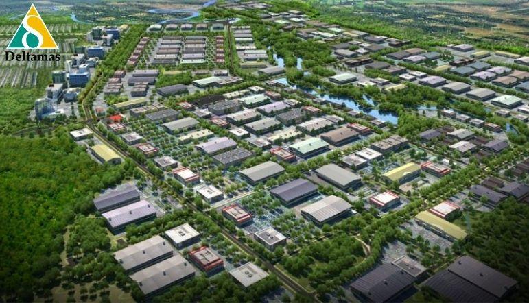 meningkatkan kualitas hidup di kota deltamas