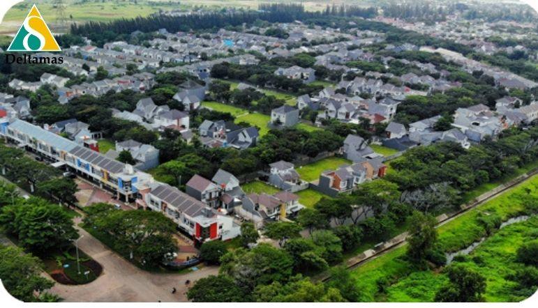 Lingkungan dan Sosial Kota Deltamas