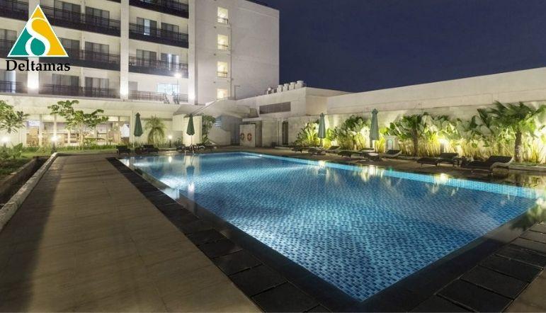 le premier hotel solusi hunian untuk ekspatriat di kota deltamas